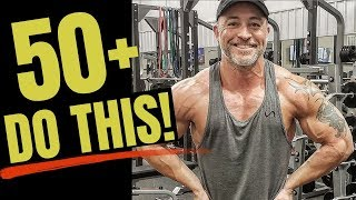 6 BEST Exercises For Men Over 50 (MUST WATCH!)