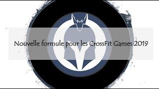 VLOG - Changements à venir aux CrossFit Games 2019