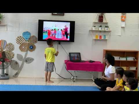 Trường Mầm non Nam Hà - Hoạt động Steam của trẻ 5 - 6 tuổi (Tháo và vệ sinh lồng quạt)
