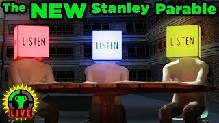The Stanley Parable Sequel I Missed?   Beginner's Guide