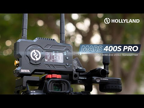 Hollyland Mars 400 Pro