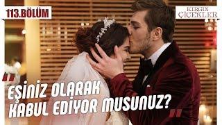 Eylül ve Ali'nin nikahı! - Kırgın Çiçekler 113.Bölüm (Final)