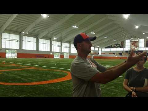 TigerNet.com: Dabo Swinney after practice - 8/10/17