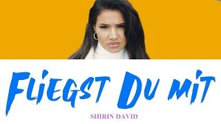 Shirin David   Fliegst Du Mit | Karaoke Instrumental