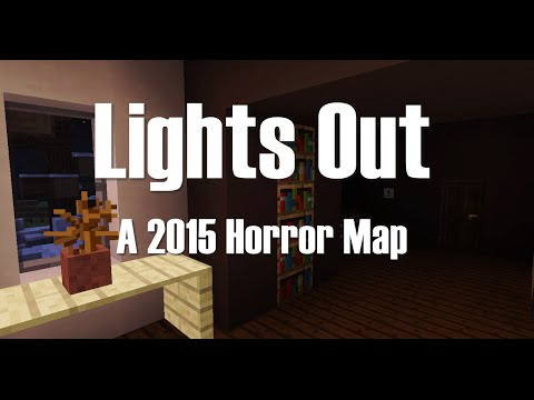 Lights Out - Minecraft 1 8 8 Horror Map w/ Voice Acting Minecraft