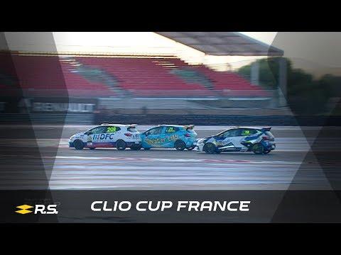 2018 Clio Cup France - Paul Ricard - Race 1 Highlights