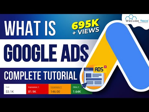 Google Ads Course   Introduction to Google Ads   (Part-1) - YouTube