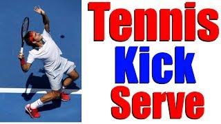 Tennis Kick Serve | Master Your Kick Serve In 3 Steps