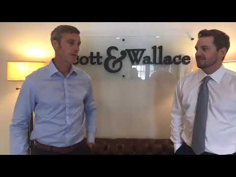 In Office with Scott & Wallace: Personal Injury Law