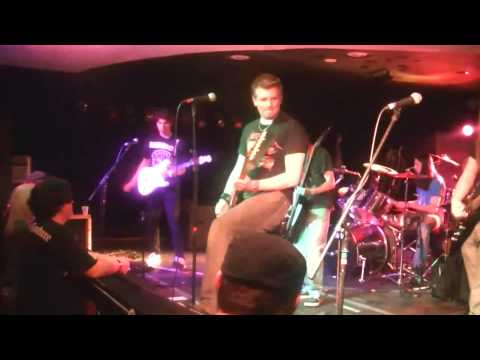 HallowedGround(StormCell Original)Live at Monirae's