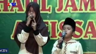 Syahdunya Sholawat Burdah   Rifa Siti Rohmah   Ceng Hikam