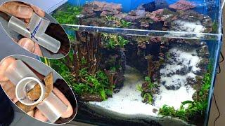 Aquascape Ideas How To Make Aquascape Waterfall