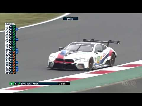 WEC 6 Hours of Fuji 2018 - Full Qualifying Session REPLAY