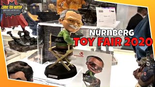 Toy Fair 2020 - Spielwarenmesse Nürnberg Highlights | Comic Toy Hunter