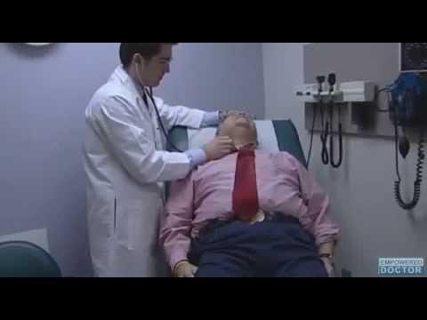 Vorbereitung auf eine Tour durch die Prostata