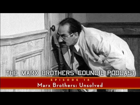 "18 ""Marx Brothers: Unsolved"""