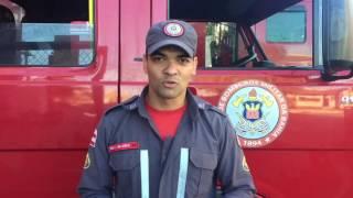 Vídeo: Corpo de Bombeiros realiza Semana Solidária em LEM e Barreiras