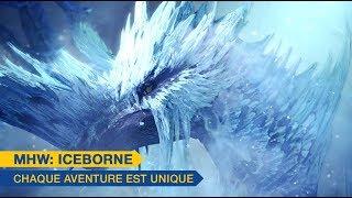 [Monster Hunter World: Iceborne] - Chaque aventure est unique - PS4, XBOX ONE