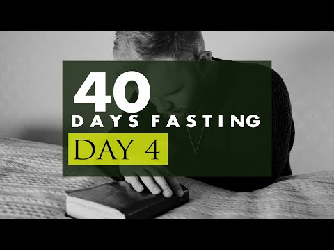 DAY 4 // 40 Days Tabernacle with the Lord