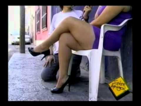 Video de sexo con una mujer gitana