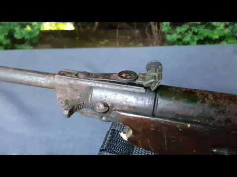 Burgo/ Diana 25 4,5 mm DruckluftWaffen/ Lohnt sich die  Restauration ?