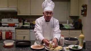 Fettuccine Alfredo - Chef Pasquale