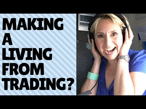 Do you know any traders who make a living from trading?