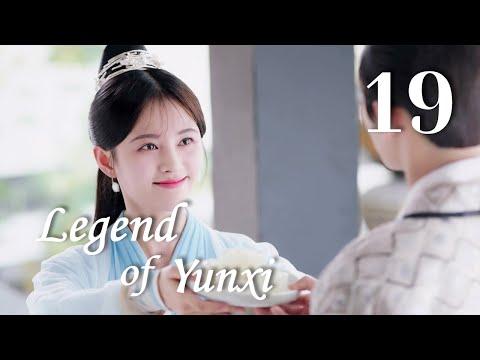 Legend of Yun Xi 19(Ju Jingyi,Zhang Zhehan,Mi Re)