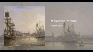 10 Organ Pieces