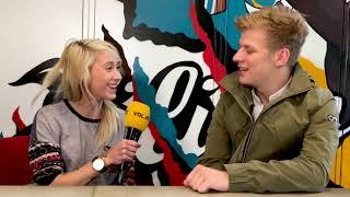 Mädchenschwarm Zu Besuch Im Ländle   Musiker Thorsteinn Einarsson
