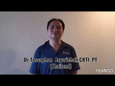 Get to know our Certified Kinesio Taping Instructor (CKTI ... - YouTube