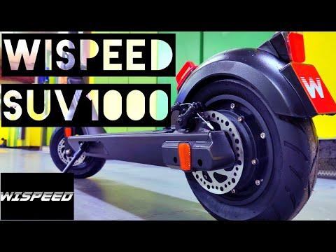 [Découverte] Wispeed SUV1000, la toute nouvelle trott made in France !