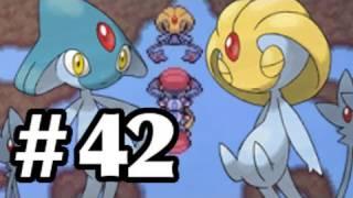 Uxie  - (Pokémon) - Let's Play Pokemon: Platinum - Part 42 - Azelf & Uxie
