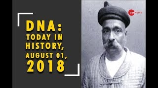 DNA: Today in History, August 01