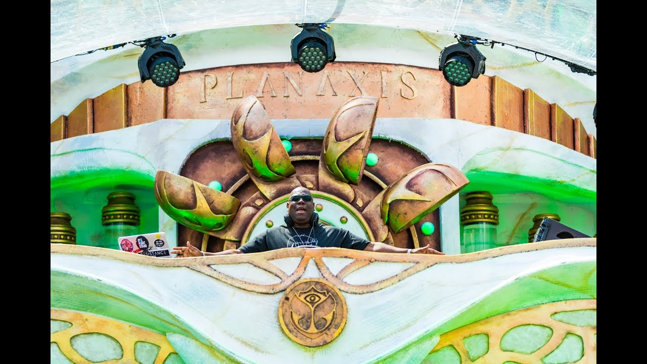 Carl Cox - Live @ Tomorrowland Belgium 2018 Main Stage