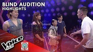 Elha, tinulungan si Coach Bamboo para makuha si Lovern   The Voice Kids Philippines 2019
