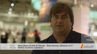 Edisoft ERP Integrated Supply Chain Solutions / Merrithew Health & Fitness