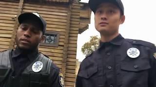 Ржачь.! Вот такие полицейские в Украине.