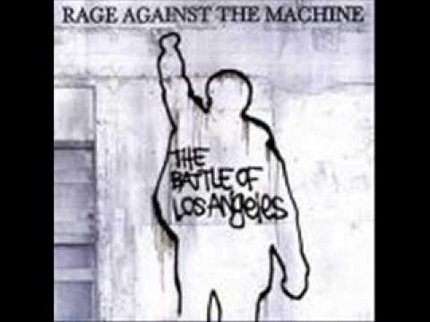 RATM - Born as Ghosts (studio version)