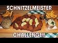 Delicious Schnitzel Challenge w/ Aussie Competitive Eaters!!