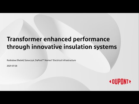 Transformer enhanced performance through innovative insulation systems