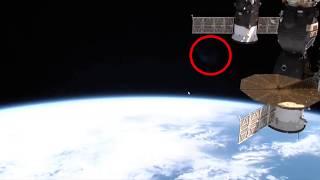НЛО в Космосе   русская версия