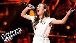 """Anna Dąbrowska - """"Świat się pomylił"""" - Finał - The Voice Kids Poland 2"""