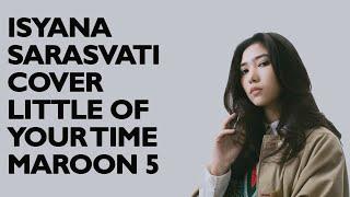 Isyana Sarasvati Cover Little Of Your Time Maroon 5 @Summarecon Mall Serpong
