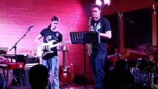 Video Matěj Morávek Project - looking for fun (live)