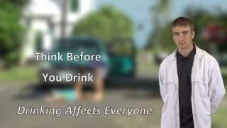 preview picture of video 'Think Before You Drink'