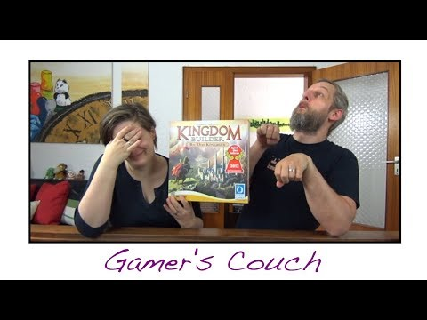 Gamer's Couch #142 - Kingdom Builder