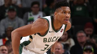 All-Access: Giannis Drops 50 Points On Jazz In Win   UNSEEN Footage   Restricted Area - 11.25.19