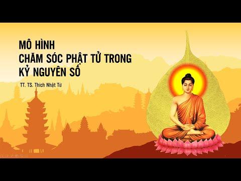 Mô hình chăm sóc Phật tử trong kỷ nguyên số