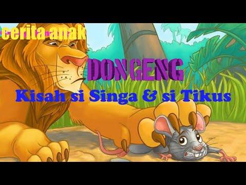 Dongeng Singa Dan Tikus Kaskus